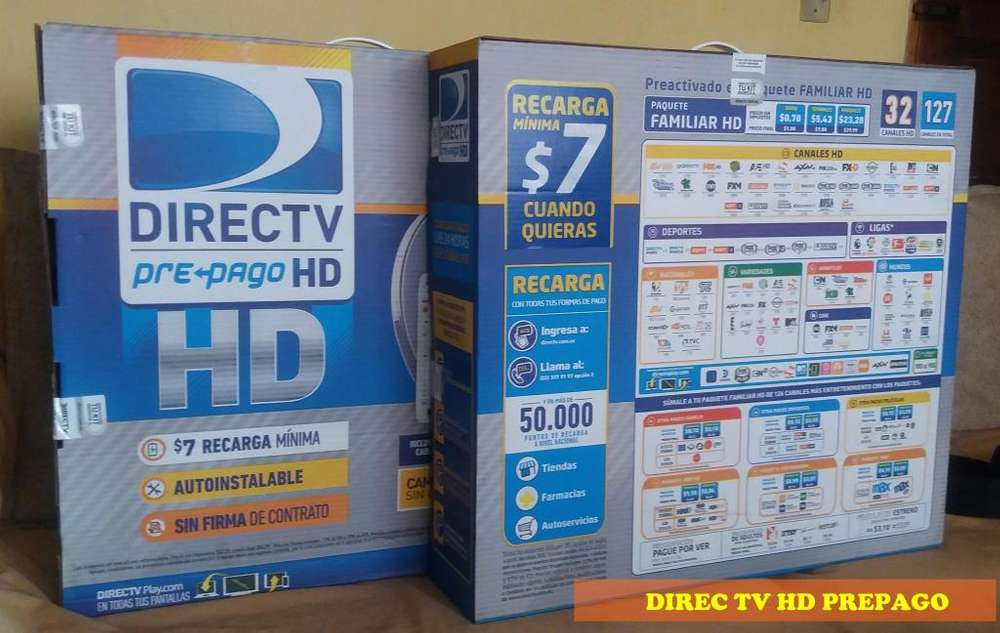 kit Direc tv hd