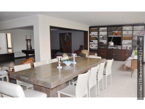 320652LP Venta Apartamento Poblado  - wasi_578487