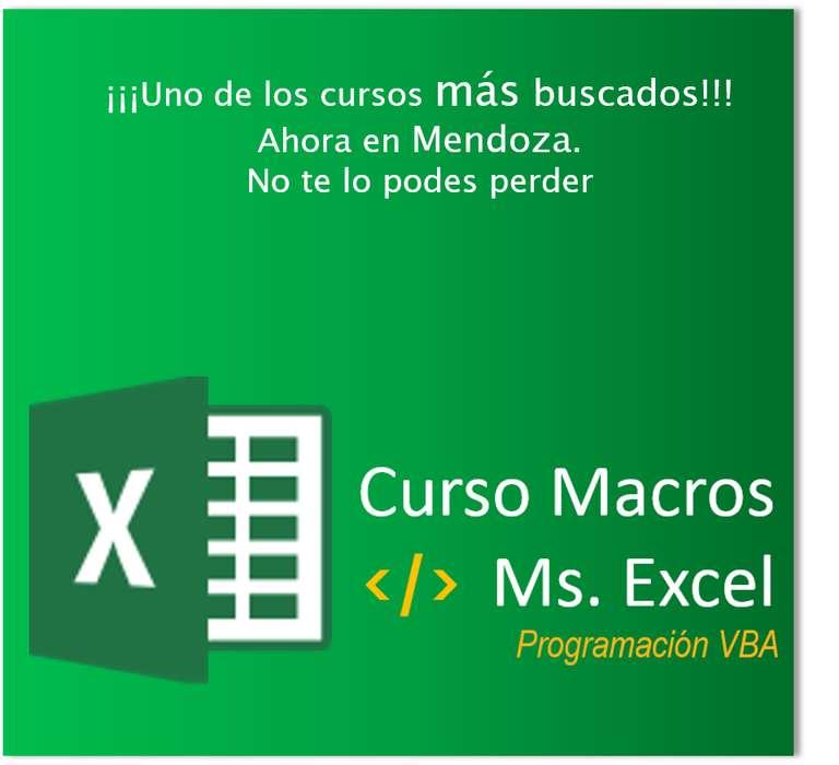 Curso Macros en Ms Excel- Programación en VBA