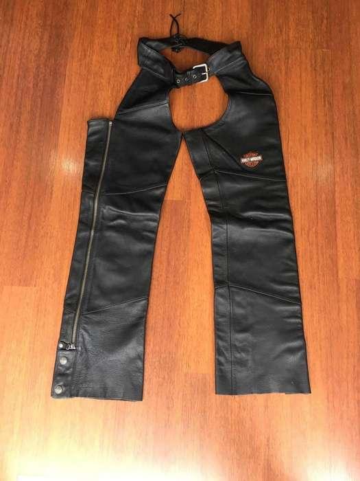 Pantalon Harley Davidson en Cuero