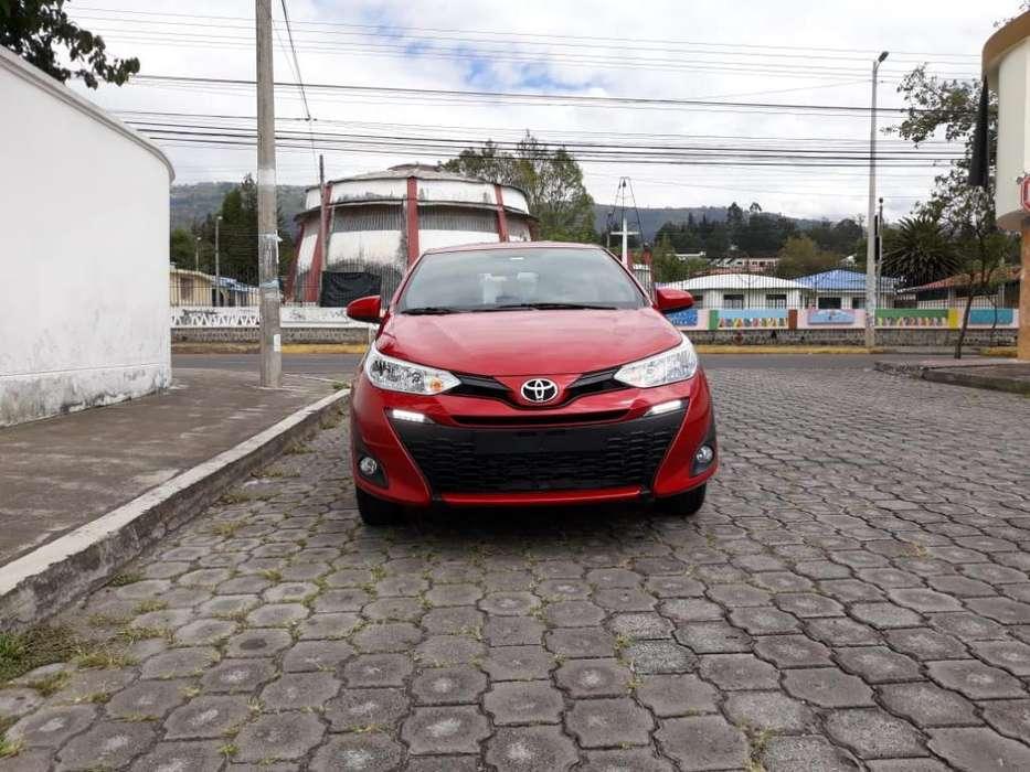 Toyota Yaris 2019 - 1700 km