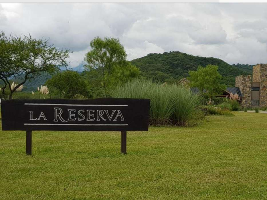 Vendo hermoso terreno en reserva de san lorenzo