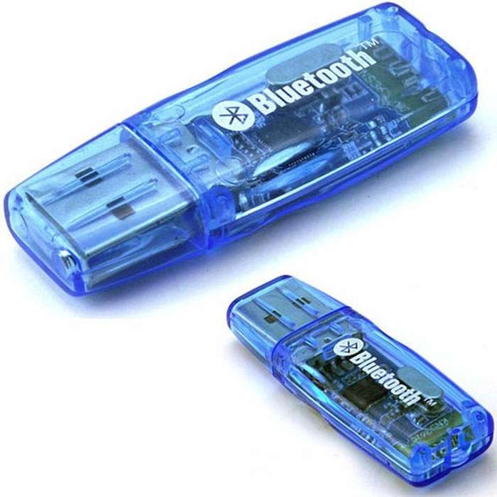 Adaptador Inalámbrico Dongle Bluetooth Pc Portátil Usb 2.0