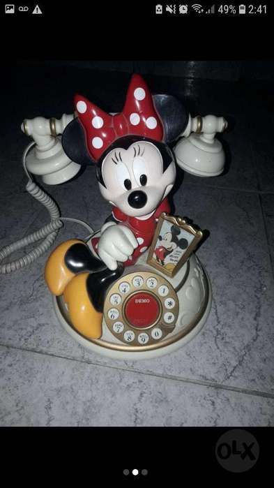 Telefono Antiguo Disney