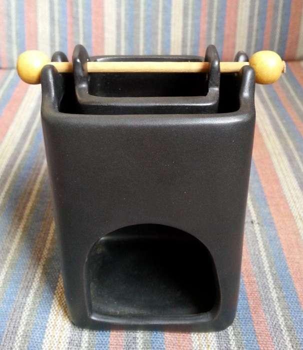 Lámpara aromática para aromaterapia con aceites esenciales