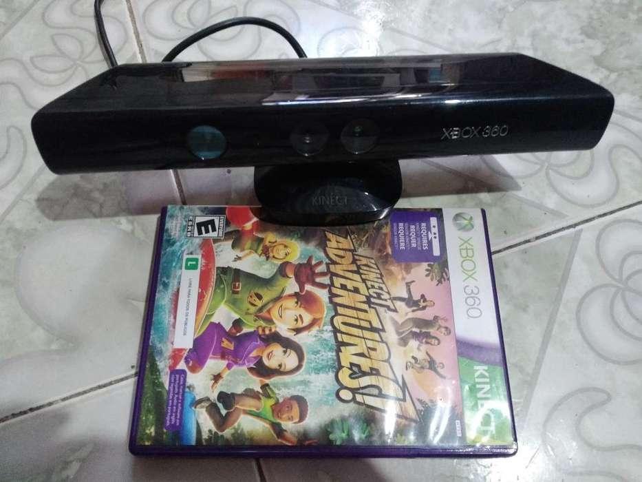 Kinect para Xbox 360 con Juego Original