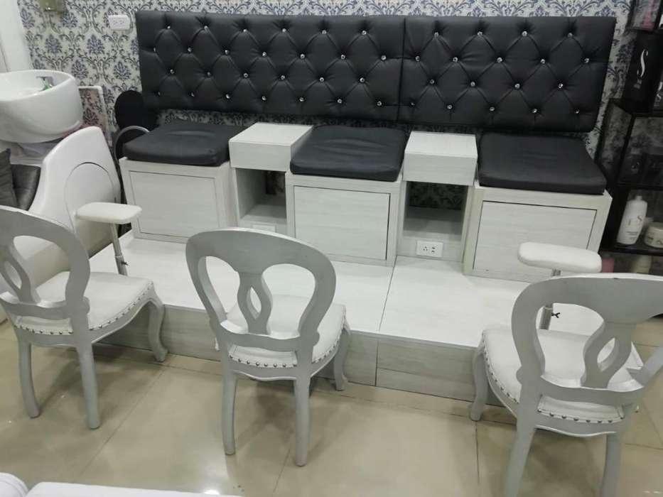 Muebles de Peluquería en Venta