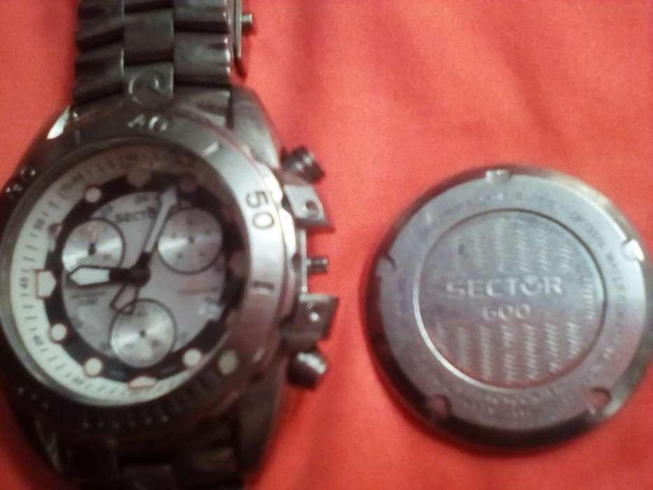 Vendo Reloj Sector 600 Original.