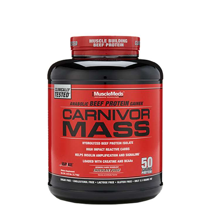 Carnivor Mass 6 Libras Whatsapp 3053902090 Musclemeds