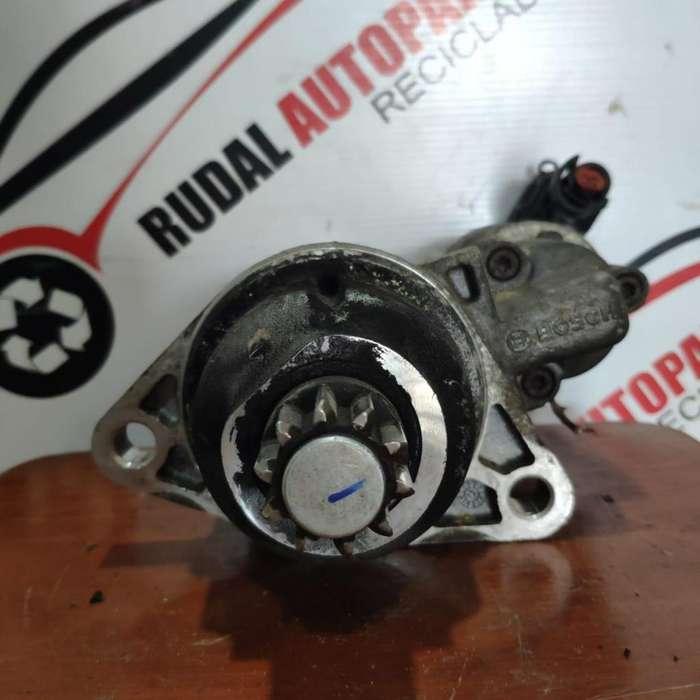 Burro De Arranque/ Motor Fiat Punto 2660 Oblea:02376962