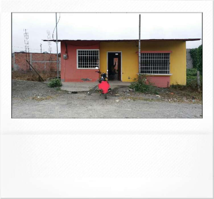 Vendo Casa en El Triunfo.arbolito 3