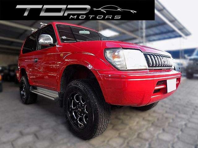 Toyota Prado 2005 - 160000 km