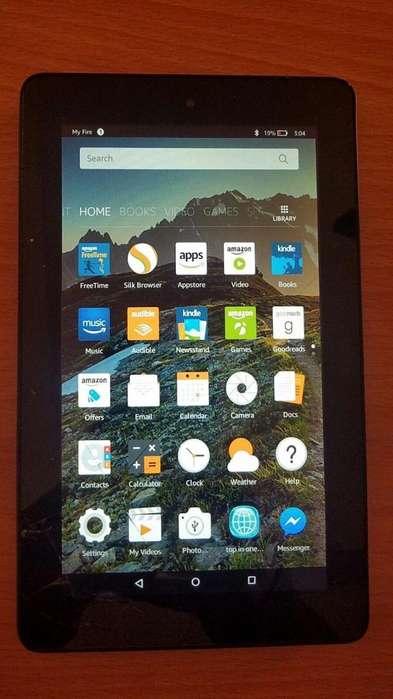 AMAZON KINDLE FIRE 5TH Generación Tablet SV98LN 16GB