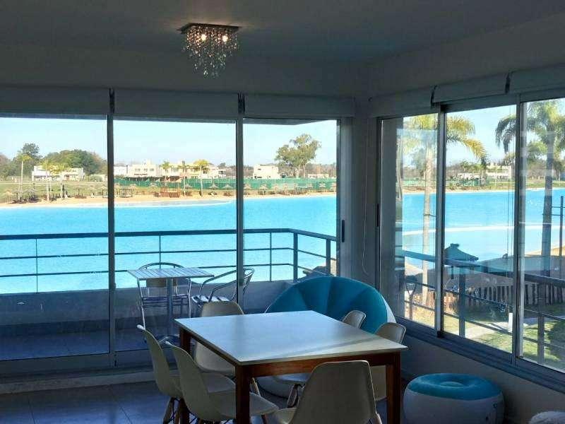 Departamento en Venta en Lagoon Pilar. La mejor vista!!!