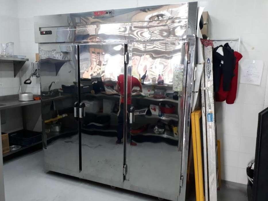 Nevera Refrigeración Industrial Metrofrí