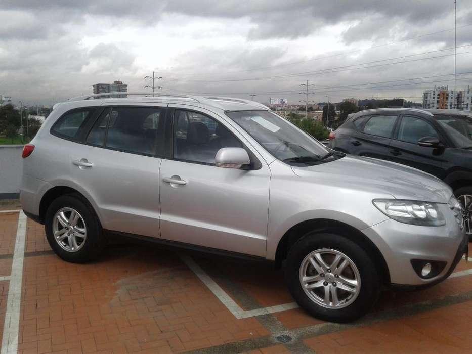Hyundai Santa Fe 2012 - 117000 km