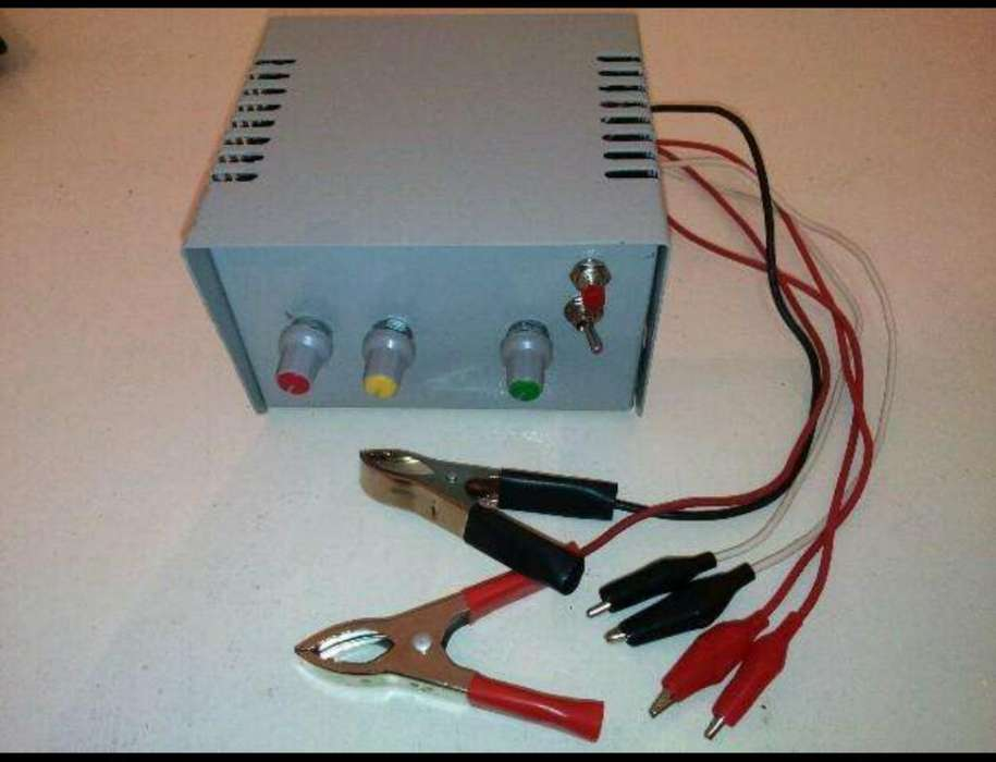 Generador de Pulsos