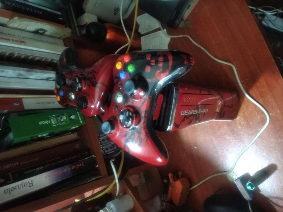 Vendo Xbox 360 versión especial Gears of War