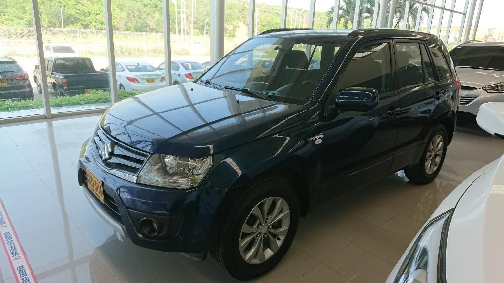 Suzuki Grand Vitara 4x2 Aut 2014