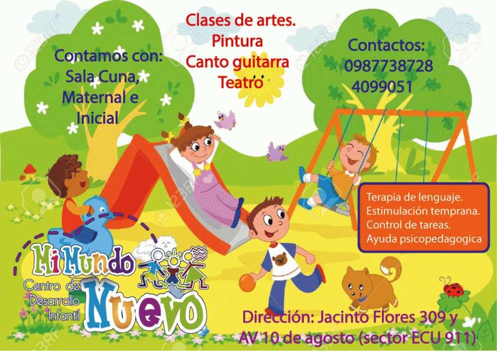 Centro de Desarrollo Infantil Mi Mundo Nuevo