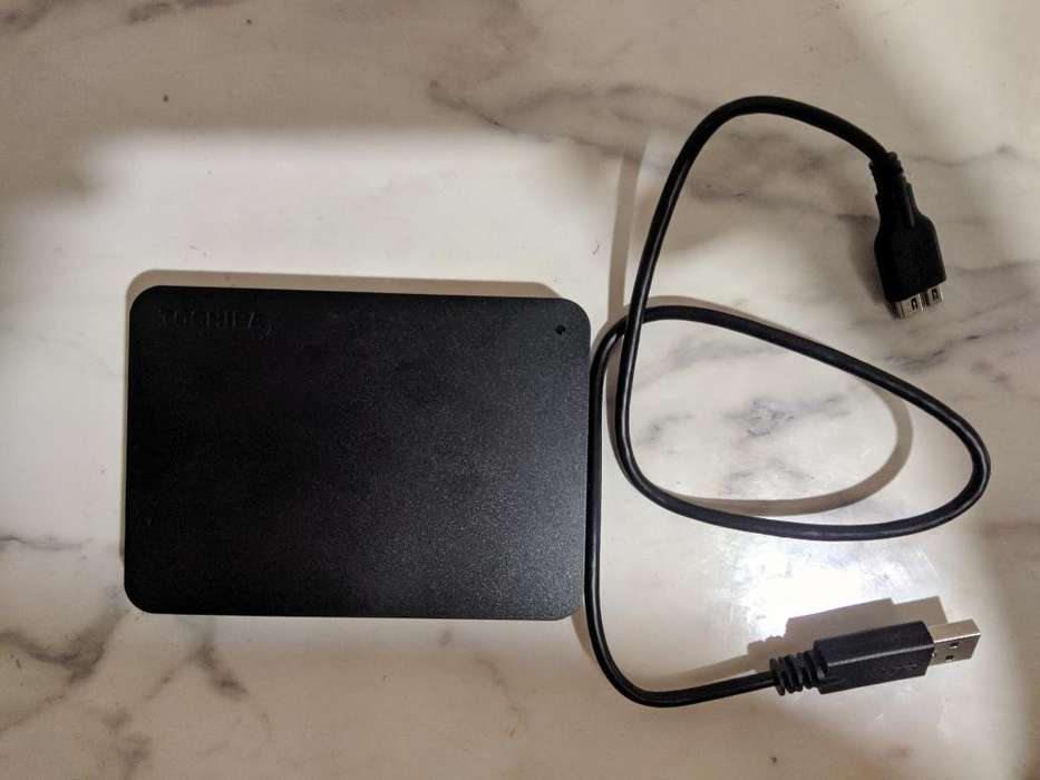 Disco Rigido Toshiba 1000gb