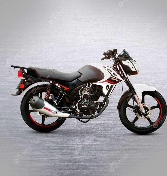 Vendo Moto Axxo 150 Cc