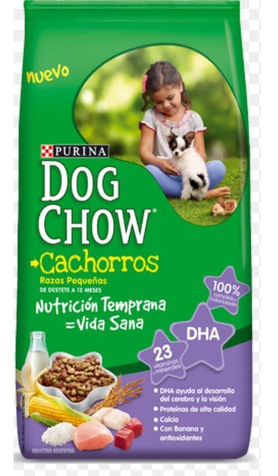 DOG CHOW CACH MORADO RAZA PEQUEÑA