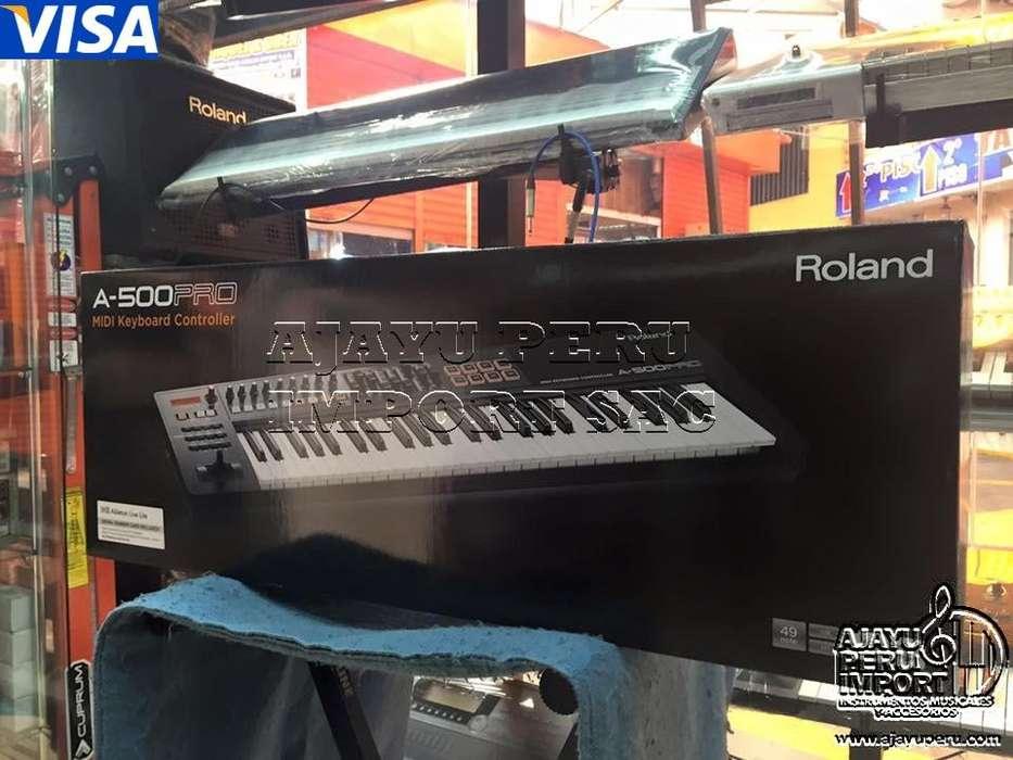 ROLAND A500PRO PRECIO AL CONTADO