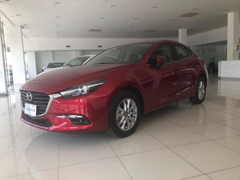 Mazda 3 Sedán Touring Mt
