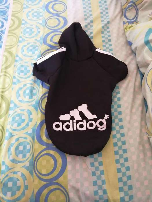 Buso Adidas para Perro Pequeño
