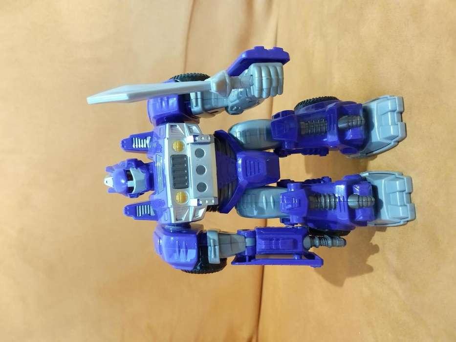 ROBOT SONIDO Y LUZ 15.000