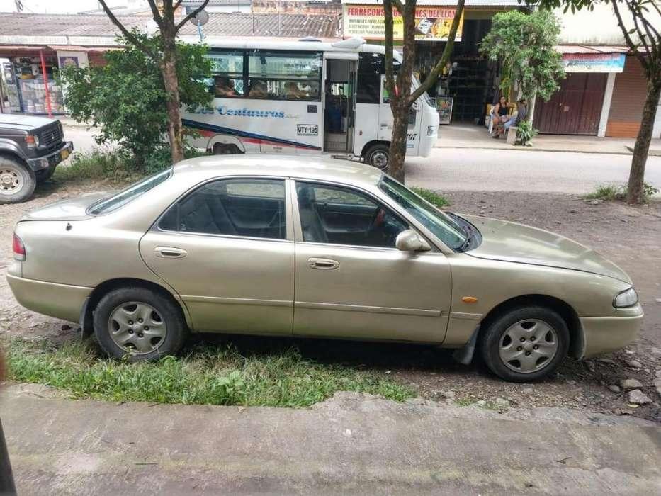 Mazda Matsuri 1993 - 210000 km