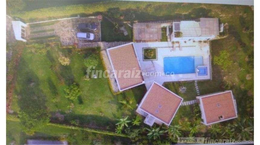 Casa Campestre en venta en mira lomas holanda 3563979