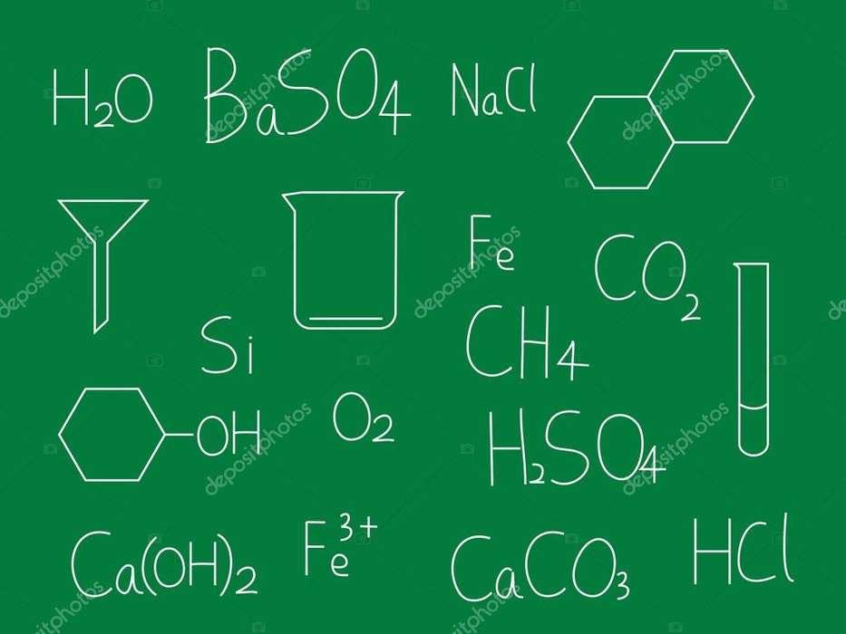 Química CBC UBA XXI Particular Secundario Universitario I5549II949