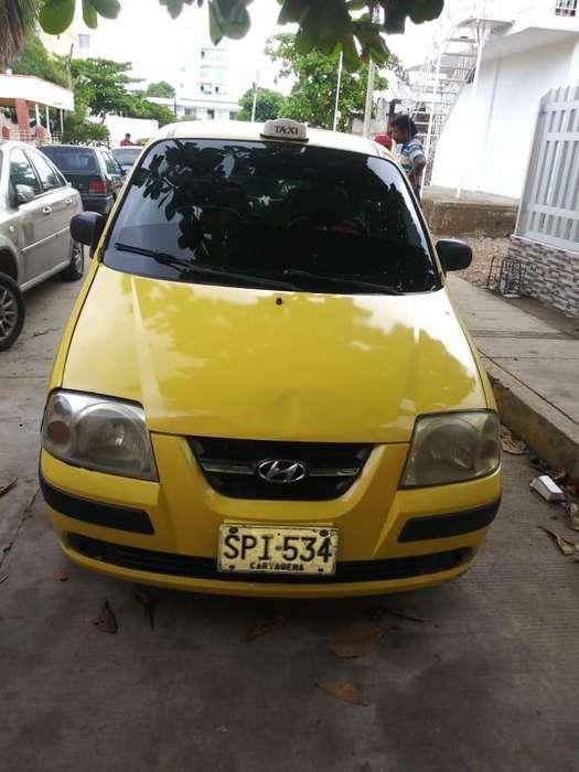 En venta Taxi Atos Modelo 2011 en Excelente Estado