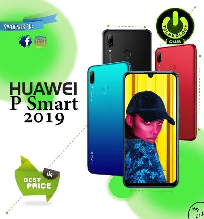 924dae5a87d Huawei Psmart 2019 P smart Libres Fabrica / Tienda física Centro de  Trujillo / Celulares sellados