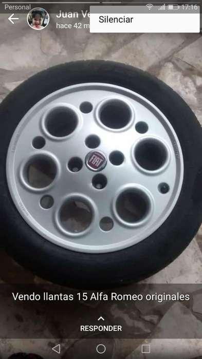 4 Llantas Completas Alfa Romeo