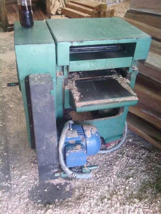 Maquina Para Carpintería Regruesador