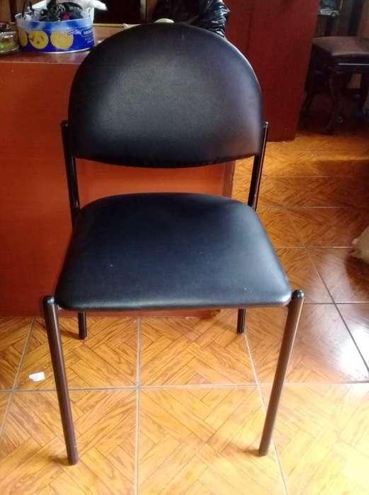 silla para sala de espera u oficina