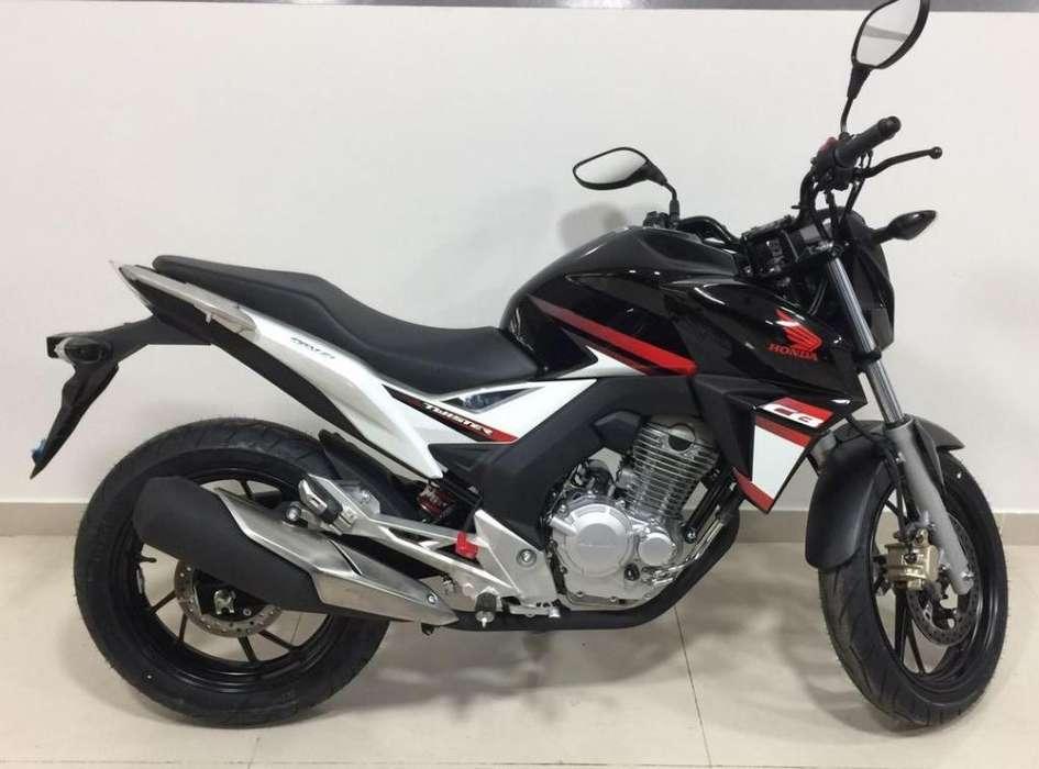 Honda Cb 250 Twister 0km 2019 Linea Nueva