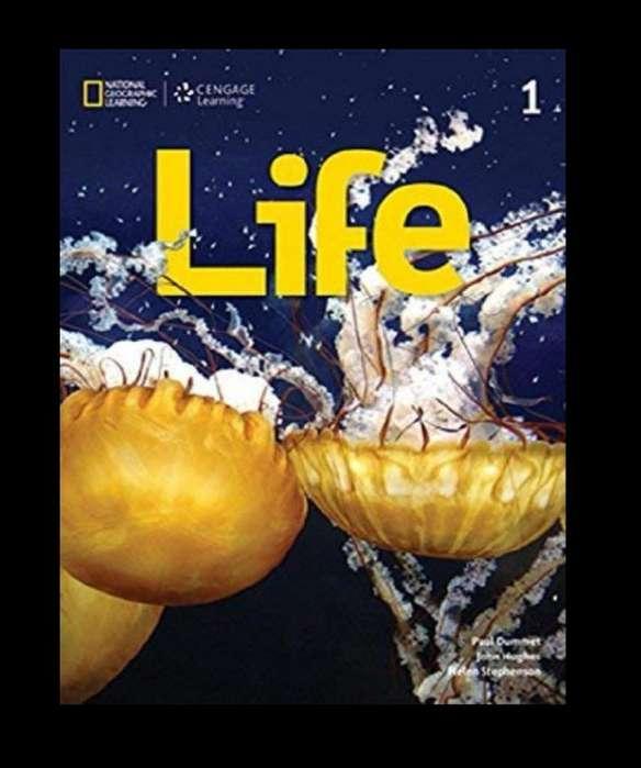 Libro de Inglés Life 1