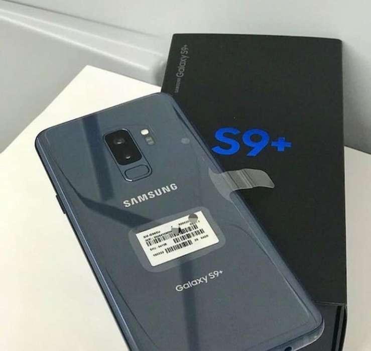 S9plus Nuevo Sellado en Caja