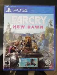 Farcry New Dawn Ps4 Nuevo