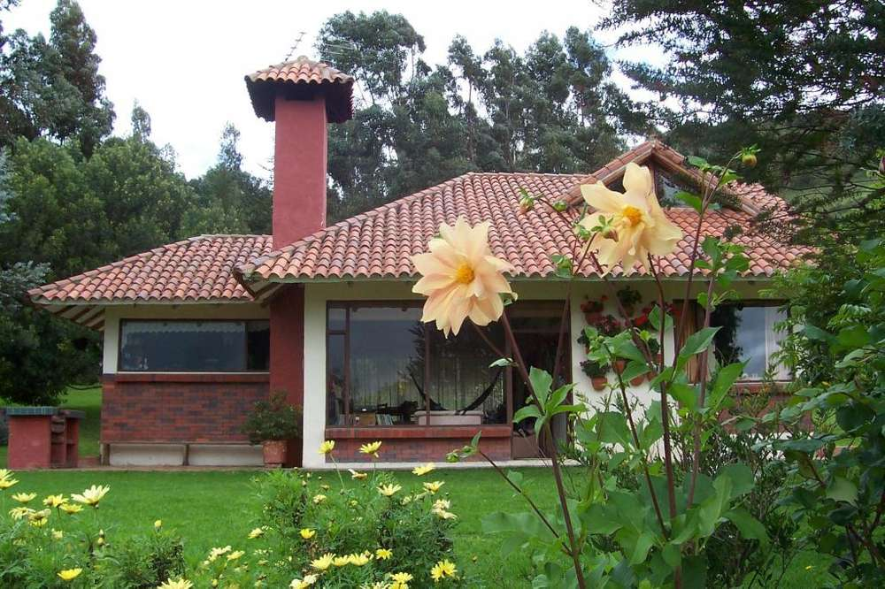 Hermosa casa campestre