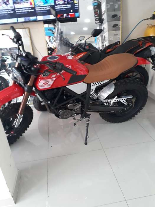 Axxo Scrambrer 250cc