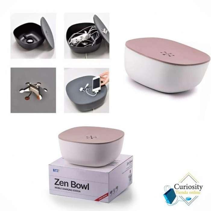 Zen Bowl Caja Organizadora de Cable