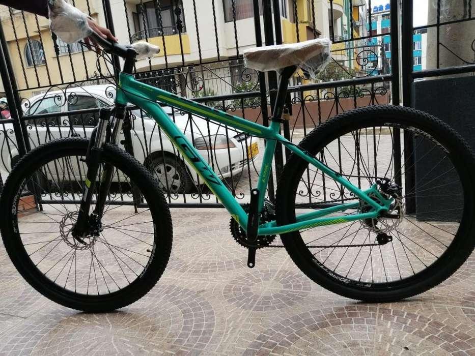 Bicicleta Gw Nueva