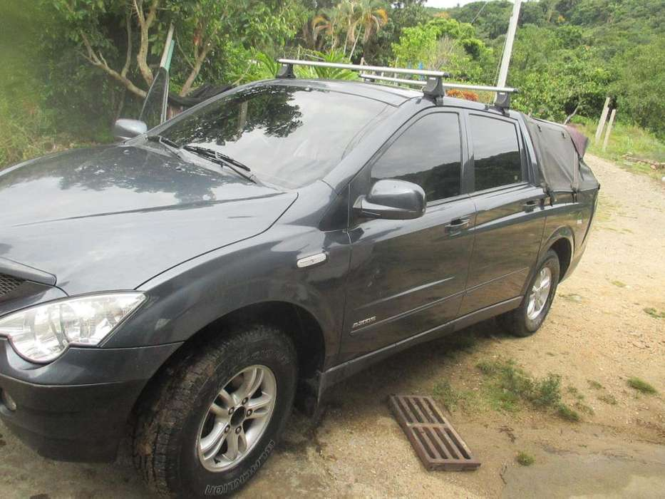 Ssangyong Actyon 2009 - 155000 km