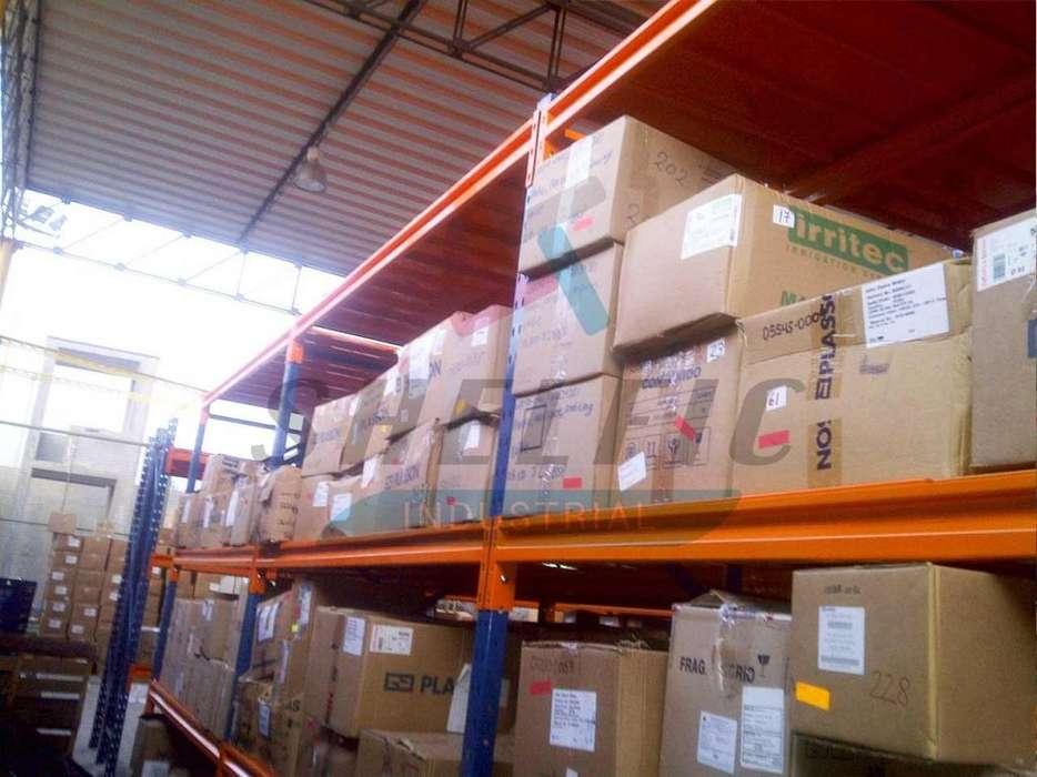 Racks para almacenamiento selectivos convencionales