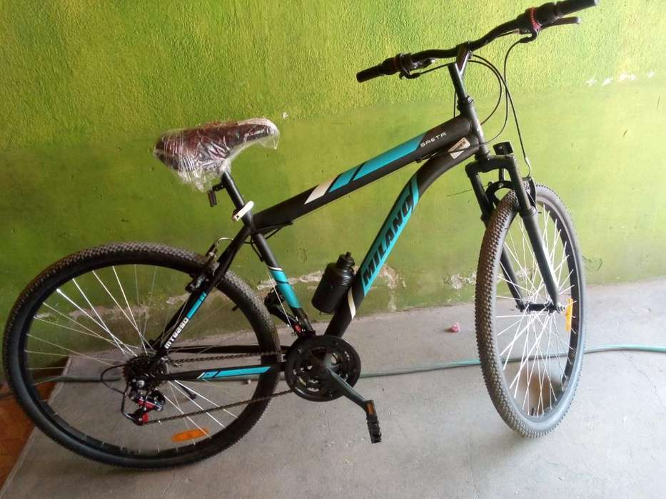 Bicicleta Milano Rodado 29 Nueva